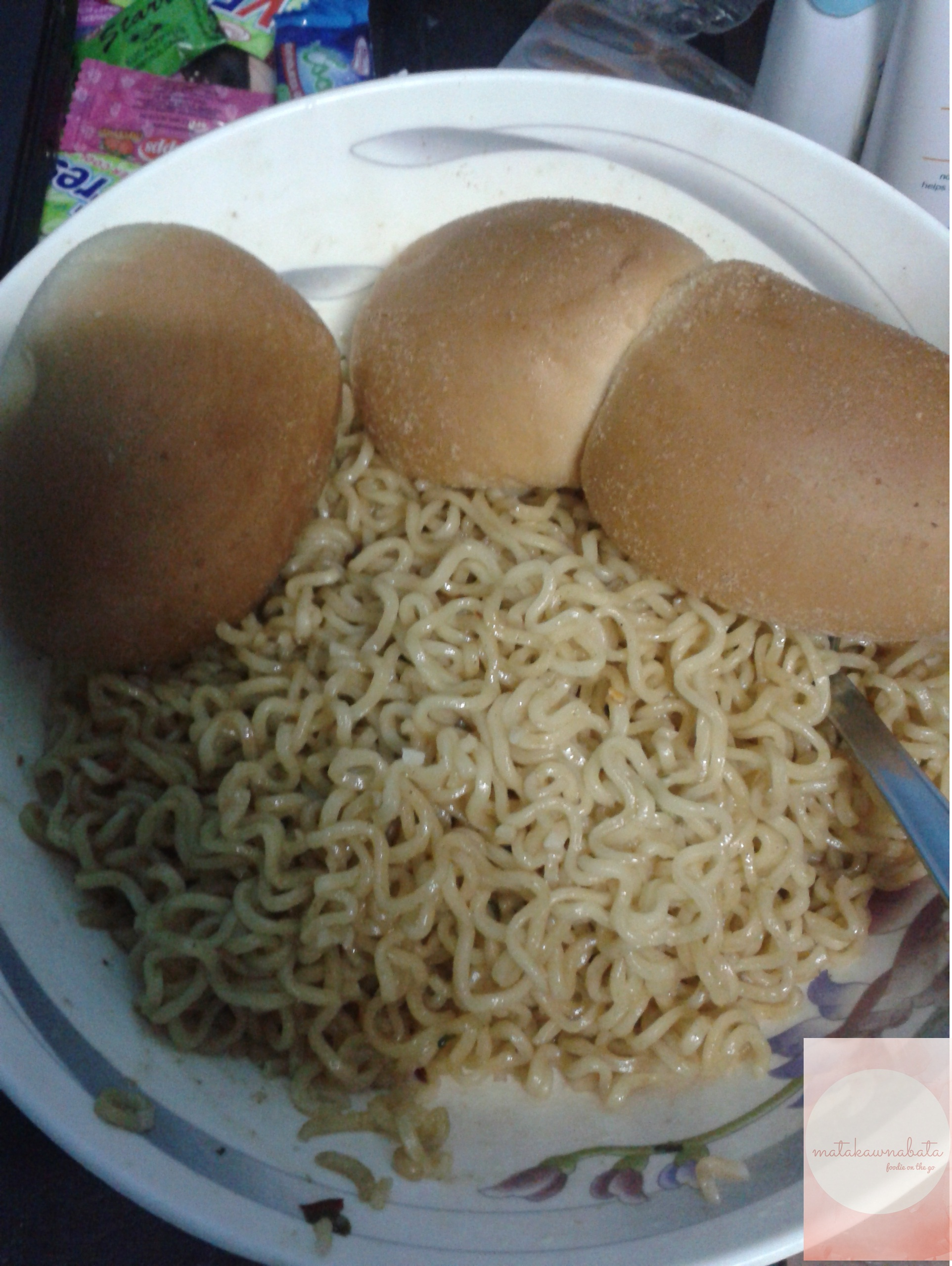 Why do I love to eat Lucky Me Pancit Canton