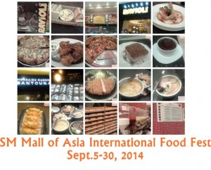 SM MOA International Food Fest