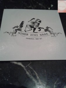 Great night at Niner Ichi Nana