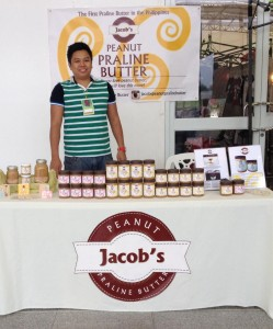 Jacob's Peanut Praline Butter
