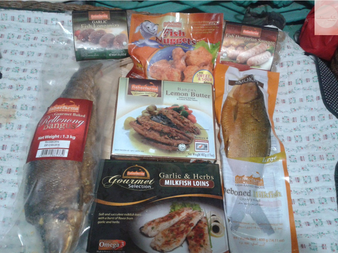 Healthy meals from Fisher Farms