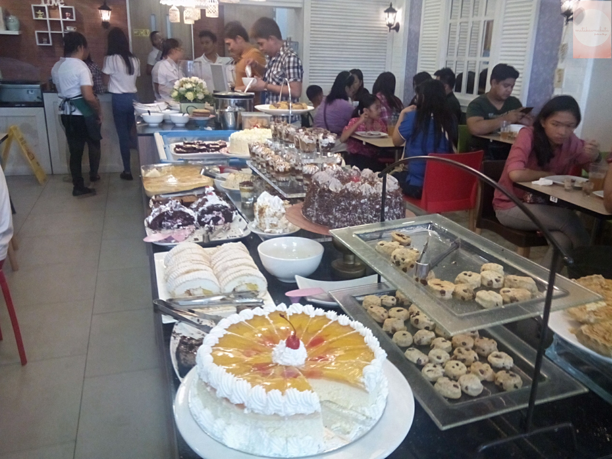 Sweet treats at Love Desserts Fairview