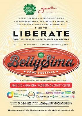Bellysima Food Festival kicks off on June 12 and 13