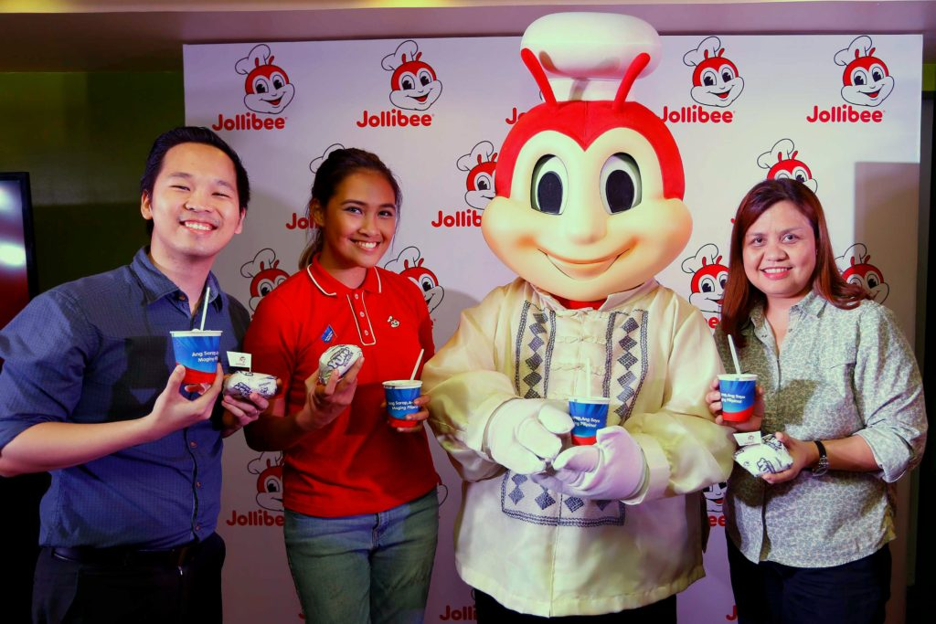 MAIN PHOTO_ Jollibee brings truly #PinoyAndProud flavors to the menu.