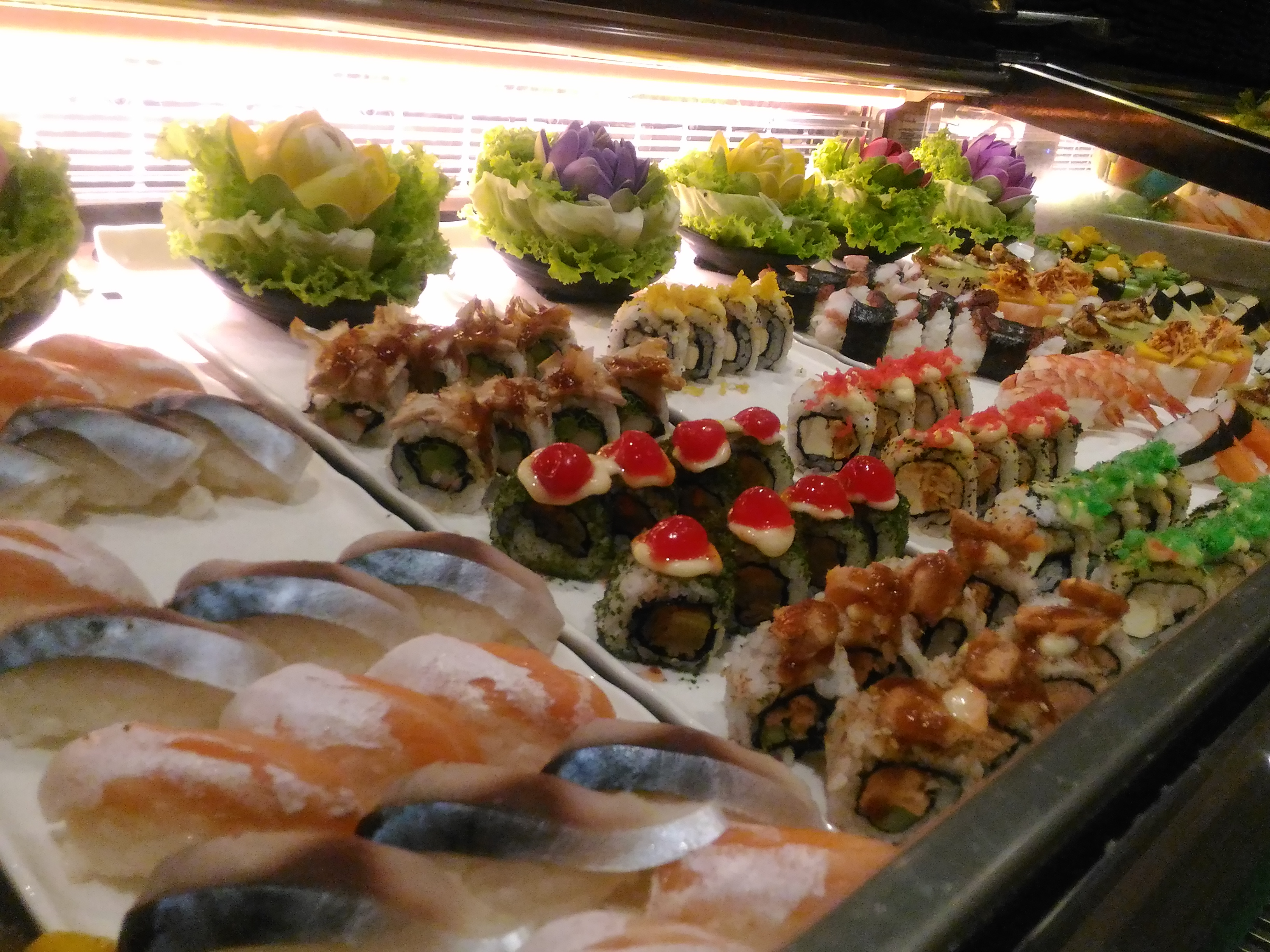 Yummy buffet experience at Sambo Kojin SM Fairview
